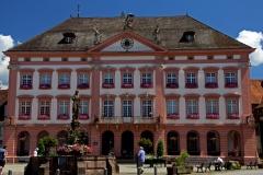Genegenbach town hall