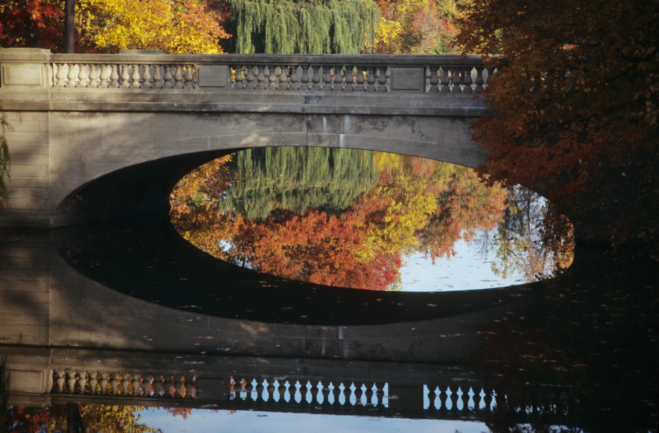 Genesee Valley Park Bridge