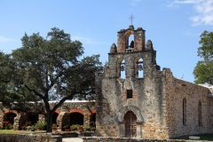 Texas Mission church