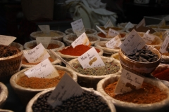 Spices at Market in Freiburg
