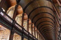 Trinity College Reading Room