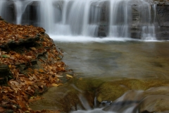 Waterfall at Wolf Creek