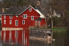 Honeoye Creek and Mill