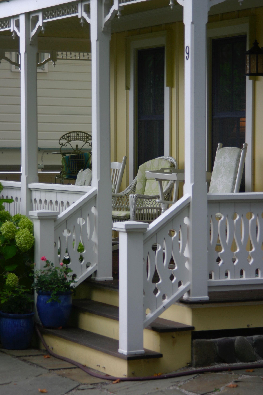 Chattauqua Porch