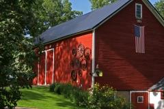 Wheeler barn