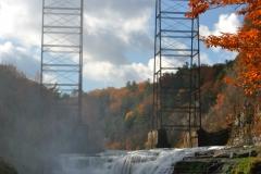 Letchworth State Park Falls