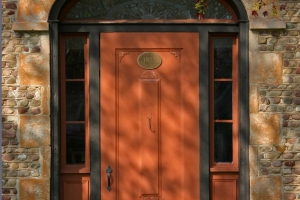 """Doors beg you to ask """"What will I find behind it?"""""""