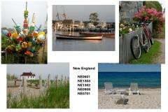 Around New England