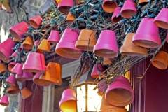 Fall decor in Old Quebec