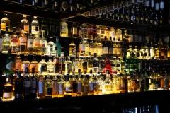 Whisky bar on Isle of Skye